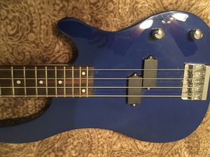 Rogue Bass Guitar (like new) never used for Sale in Grapevine, TX