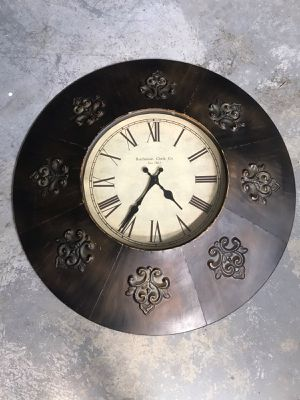 Various Metal Home Decor Items for Sale in Sanford, NC