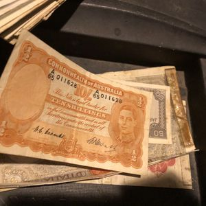 Currency collection for Sale in Santa Ana, CA