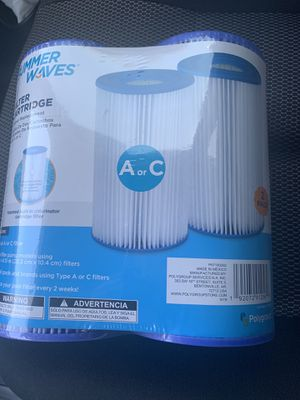 Summer Waves A or C cartridge for Sale in Mesa, AZ