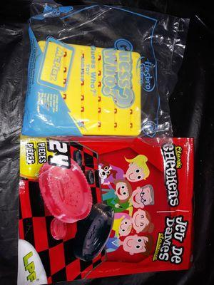 Mini traveling games for Sale in San Antonio, TX