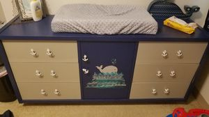 Nursery dresser/changing table for Sale in LEWIS MCCHORD, WA