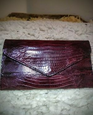 "New womans 100% authentic exotic skin""Wallet"" for Sale in Glendora, CA"
