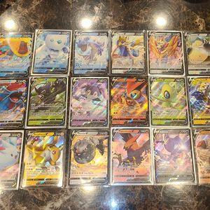 Pokemon Cards Ultra Rare Lot Of 18 for Sale in Las Vegas, NV