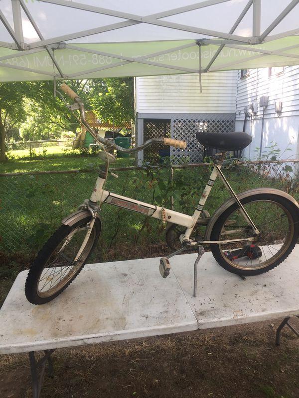 Folding bike, rare!