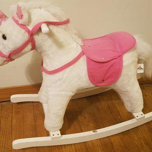 Unicorn Rocking Horse for Sale in Philadelphia, PA