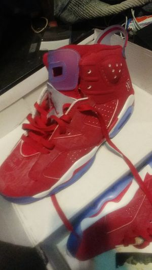 Jordan retro 6 slam dunk addition for Sale in Columbus, OH