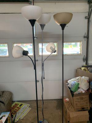 Floor lamps for Sale in Denton, TX