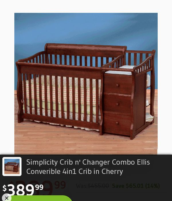 4 way crib