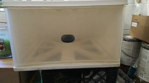 Rubbermaid Plastic Drawer for Sale in New Underwood, SD