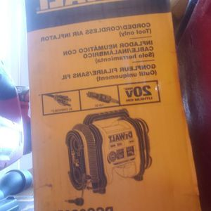 Dewalt Inflator for Sale in Phoenix, AZ