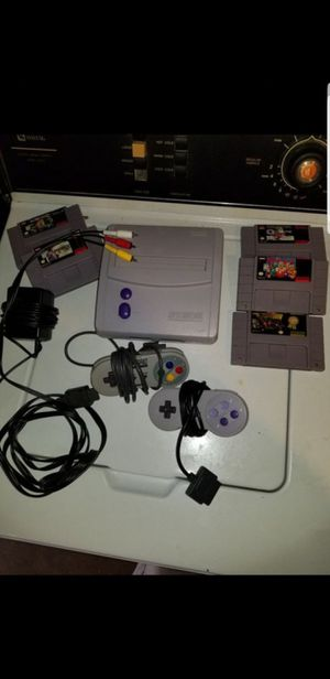 Mike Tyson Punch out, Tecmo bowl, COMPLETE super NINTENDO for Sale in San Diego, CA