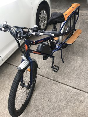 Electric Bicycle for Sale in Plano, TX