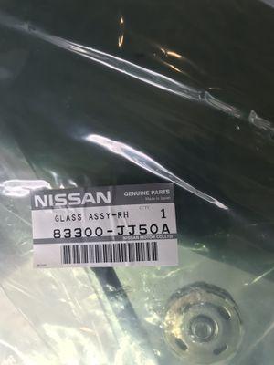 INFINITI G37 Q60 83300-JJ50A GLASS ASSY-QUARTER WINDOW,RH NEW for Sale in Apopka, FL