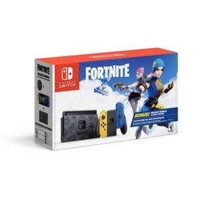 🚦 Nintendo Switch Fortnite Wildcat Bundle - Trusted Seller ✅ for Sale in UNIVERSITY PA, MD
