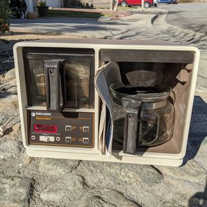 New Vintage Black And Decker Coffee Maker for Sale in Rancho Cucamonga, CA