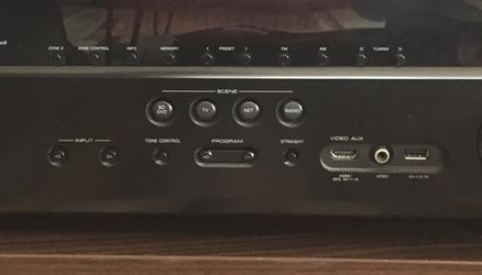 YAMAHA Receiver RX-V675 for Sale in San Diego,  CA
