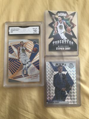 Steph Curry Cards for Sale in Antioch, CA