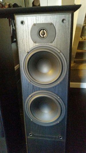 Speakers, digital pro audio 250 watts titanium for Sale in Vista, CA