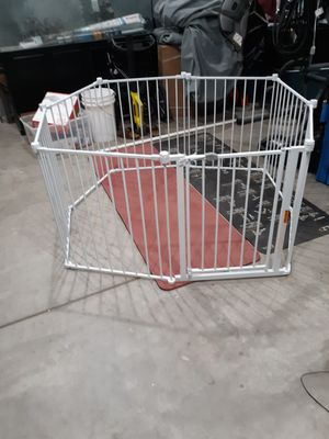 Indoor dog gate for Sale in Riverside, CA