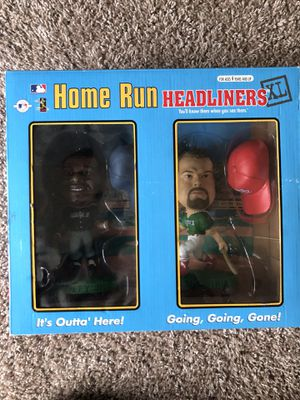 Griffey/McGuire all star figures for Sale in Bolingbrook, IL