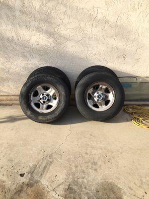 5 Tires and rims for Sale in La Mesa, CA