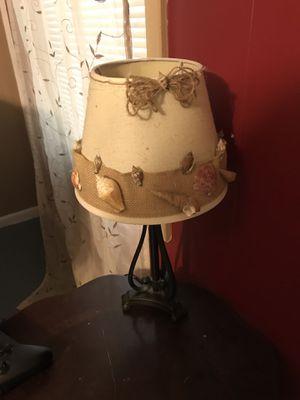Beach lamp for Sale in Boyce, LA