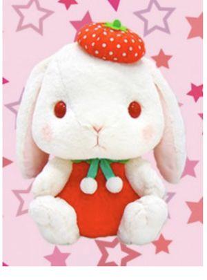 Strawberry feeling big loopy plushy 42cm for Sale in Los Angeles, CA