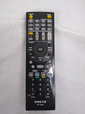 Onkyo remote for Sale in Bakersfield, CA