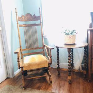 Glider rocking chair for Sale in Vienna, VA