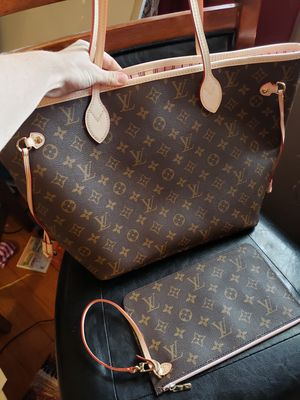 Neverfull MM for Sale in Trout Valley, IL