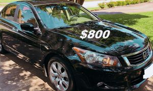 $8OO URGENT I sell my family car 2OO9 Honda Accord Sedan Runs and drives great! Clean title! for Sale in Billings, MT