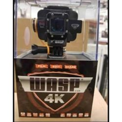 """Action Camera """"NEW""""4K Wasp for Sale in Schaumburg,  IL"""