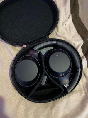 Sony wh1000 xm4 wireless headphones for Sale in Memphis, TN