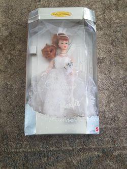 1996 Mattel 1961 Reproduction Wedding Day Redhead Barbie Doll NIB 17120 for Sale in Long Beach,  CA