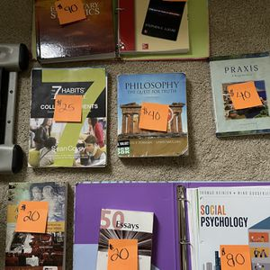 School Books for Sale in San Jacinto, CA