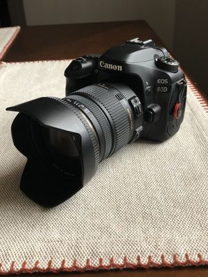 Canon 80D for Sale in Hartford, CT