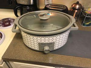 Black and Decker slow cooker crock pot for Sale in Nashville, TN