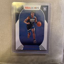 Anthony Edwards Rookie NBA Hoops 20-21 for Sale in Oregon City,  OR