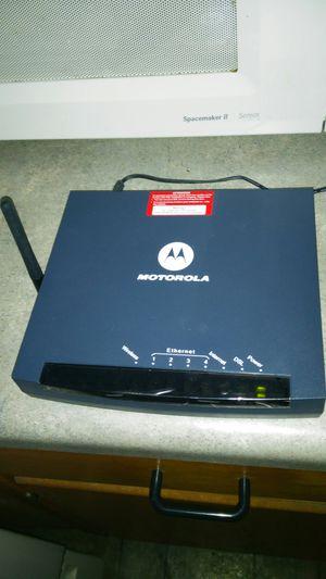 At&t DSL modem w/ WiFi for Sale in Lexington, NC