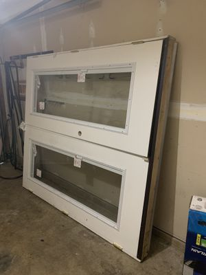 Patio Door w/Blinds 72x80 for Sale in Bowie, MD