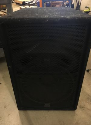"JBL Pro audio speaker 15"" for Sale in Renton, WA"