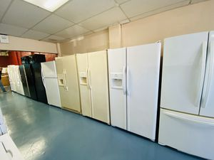 Side By Side Refrigerator Payment Option Available for Sale in National City, CA