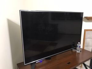 LG TV 55 inches with tv stand for Sale in Moon Township, PA