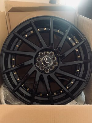 JNC wheels 19 x 8.5 for Sale in Spring Hill, FL