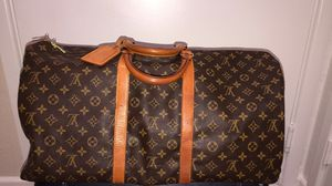 Authentic Louis Vuitton Keepall 55 for Sale in Dallas, TX