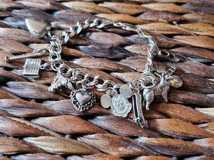 Unique pandora style bracelet for Sale in Coalville, UT