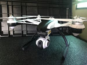 Yuneec q500 Professional Quality Drone with accessories!! for Sale in Kingman, AZ