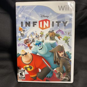 Wii Game Disney Infinity Disc Only for Sale in Alexandria, VA