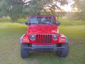 2006 Jeep Wrangler for Sale in Waynesboro, GA